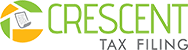 crescenttaxfiling Logo